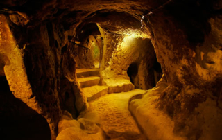 Turkey-Tours-Intriguing-Ancient-Underground-City-Derinkuyu-7