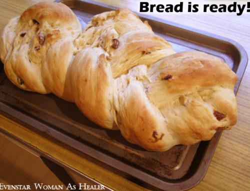 Festive Imbolc Bread
