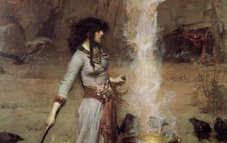 512px-John_William_Waterhouse_-_Magic_Circle