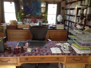 MaryAnn's office