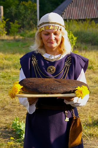 Romuvan_ritual_bread