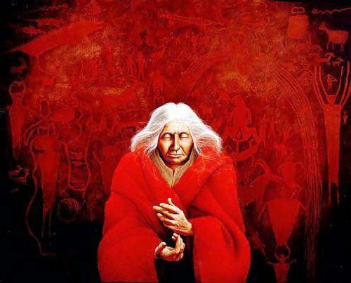 old crone bloods