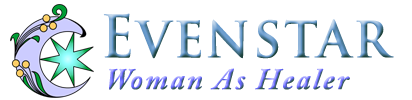 Woman As Healer Logo